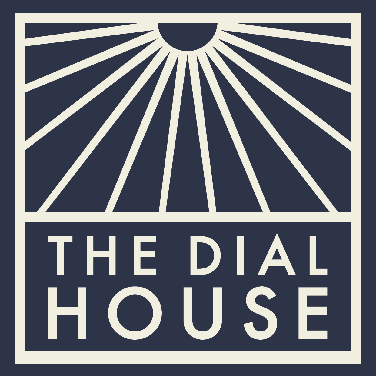 The Dial House Square Logo