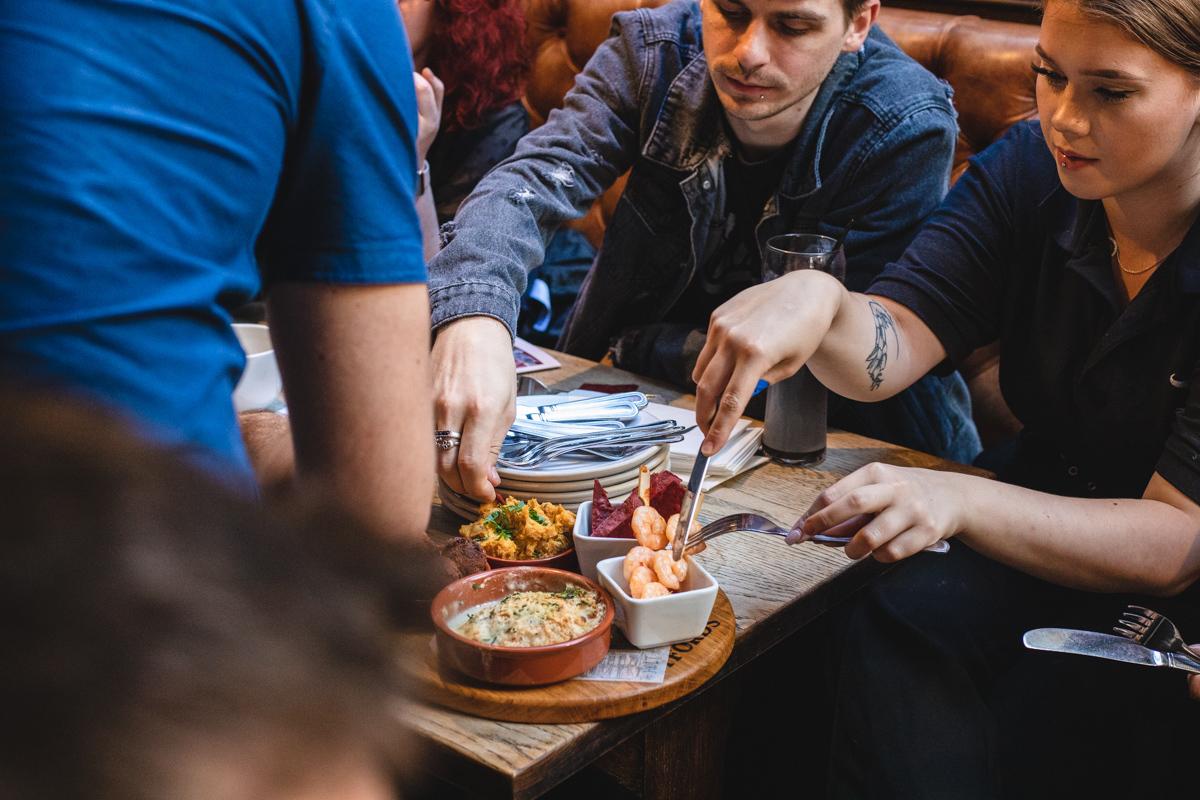 Byfords Autumn Menu Food Tasting 32
