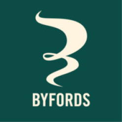 Logo Byfords