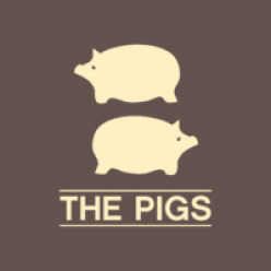 The Pigs logo